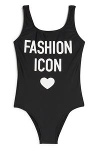 """Fashion Icon"" Badeanzug (Teeny Girls)"