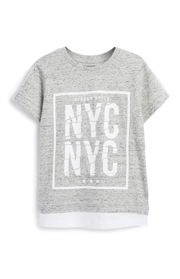 """""""NYC"""" T-Shirt (kleine Jungen)"""