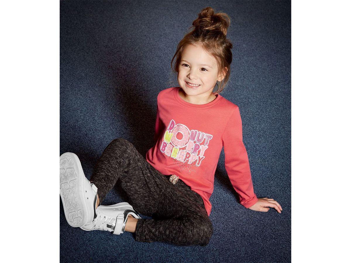 Bild 3 von LUPILU® Kleinkinder Mädchen Langarmshirt