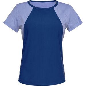 Under Armour Damen Funktionsshirt TB Balance Camo Mesh, blau, M