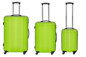 Packenger 3er Koffer-Set ´´Torreto´´ Trolley-Set Hartschale (M, L & XL) / 4