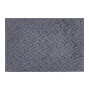 Boxxx BADEMATTE Grau 50/70 cm