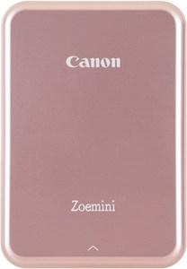 Canon Zoemini Fotodrucker rosegold