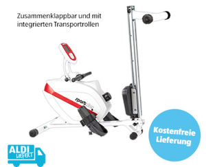 sportplus+ Rudergerät¹