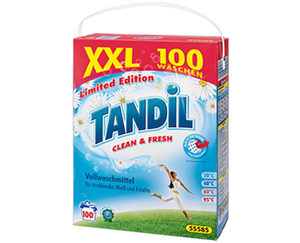 "TANDIL Vollwaschmittel XXL ""Clean & Fresh"""
