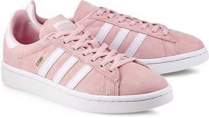 Sneaker Campus von Adidas Originals in rosa für Damen. Gr. 36