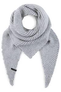 Strick-Schal von Belmondo in grau für Damen
