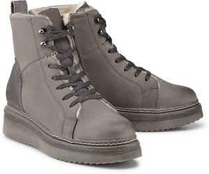Winter-Sneaker von Cox in grau für Damen. Gr. 37,38,39,40,41,42