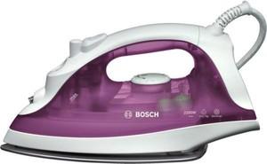 Bosch Dampfbügeleisen TDA2329 ,  weiß-Brombeer
