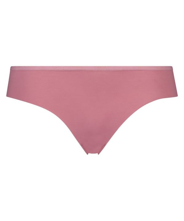 Hunkemöller Invisible Brazilian Lace Back Rosa