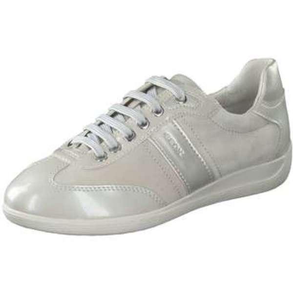 Geox D Myria A Sneaker Damen grau
