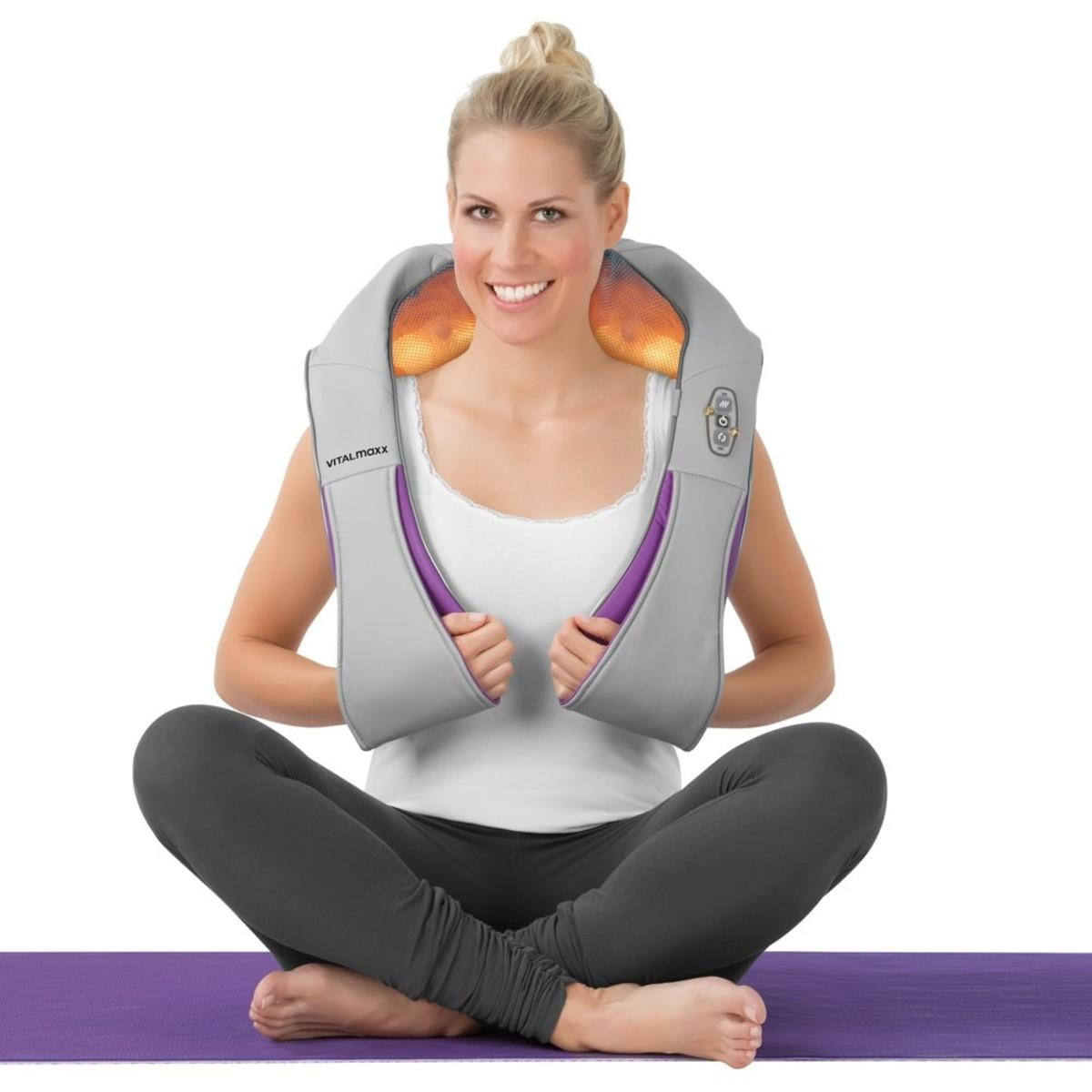Bild 1 von VITALmaxx Shiatsu-Massagegerät
