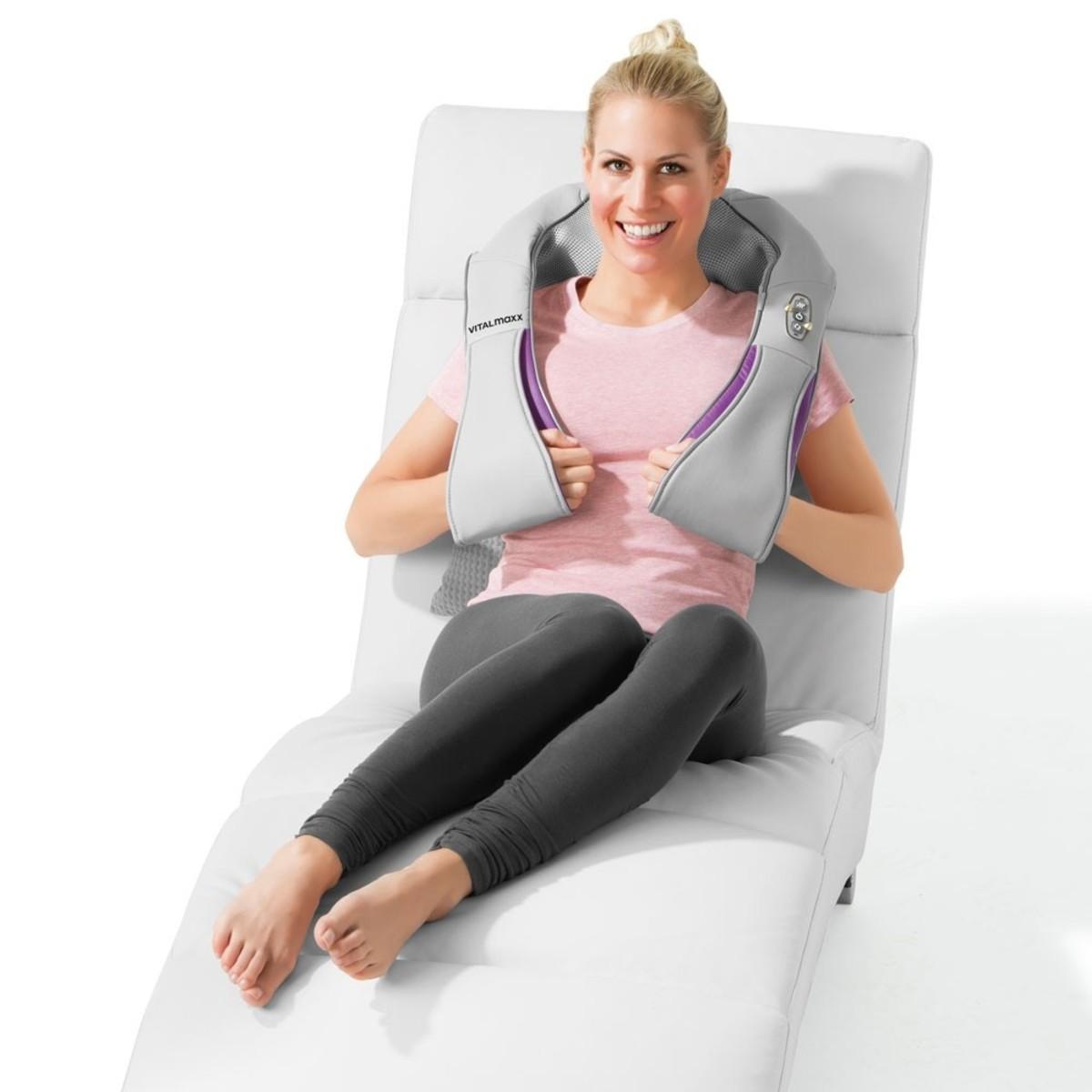 Bild 2 von VITALmaxx Shiatsu-Massagegerät