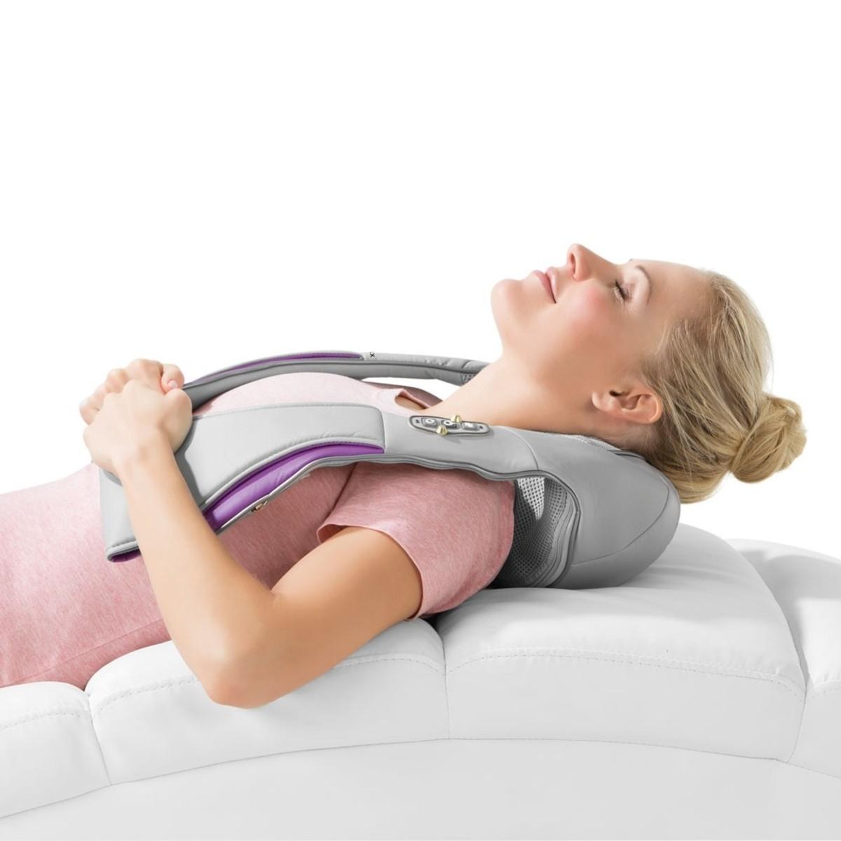Bild 3 von VITALmaxx Shiatsu-Massagegerät