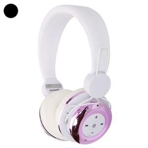 Bluetooth Kopfhörer, metallic, weiß