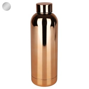 Isolierflasche, 500 ml, rosegold