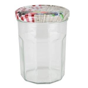 Sturzglas Einmachglas