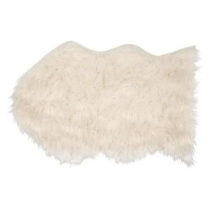 Fellmatte weiß 60*90cm
