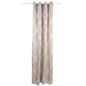 Jacquard Vorhang, Romantik, 135 x 235 cm
