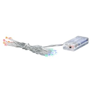 LED Lichterkette bunt