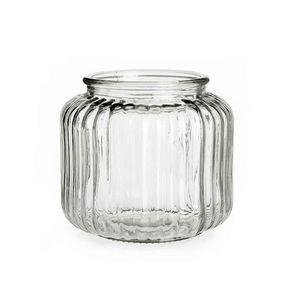 Windlicht Glas, D:14cm x H:19cm, klar