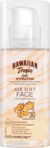 Hawaiian Tropic Air Soft Silk Hydration Gesichtscreme LSF 30