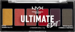NYX PROFESSIONAL MAKEUP Lidschatten Ultimate Shadow Palette Mini Phoenix 03