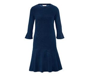 Jerseykleid mit Volants