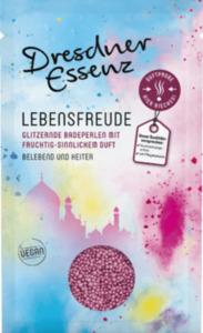 Dresdner Essenz Badeperlen Lebensfreude