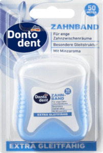 Dontodent Zahnband extra gleitfähig