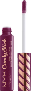 NYX PROFESSIONAL MAKEUP Lippenstift Candy Slick Glowy Lip Color Grape Expectations 07