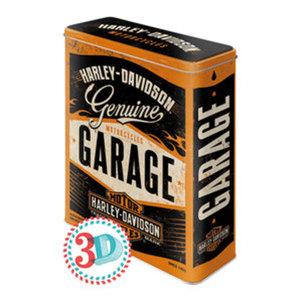 "Harley-Davidson Vorratsdose ""Garage"""