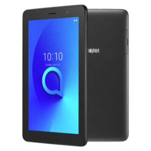 "Alcatel 1T 7 Tablet 7"" Display, Quad-Core, 1 GB RAM, 8 GB Flash, Android 8 GO"