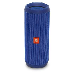 JBL Flip 4, Tragbarer Bluetooth-Lautsprecher, Blau