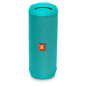 JBL Flip 4, Tragbarer Bluetooth-Lautsprecher, Türkis