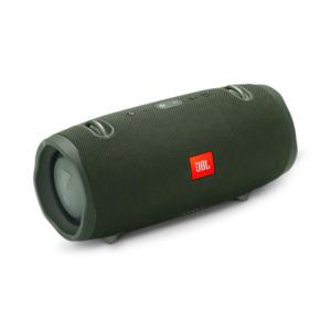 JBL Xtreme 2 (grün) - Bluetooth-Lautsprecher Bluetooth 4.2, spritzwasserfest, 15 Std. Akku, JBL Connect+