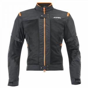 Acerbis            Ramsey my vented 2.0 Textiljacke schwarz/orange