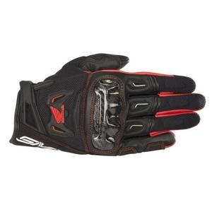 Alpinestars            Honda SMX-2 Air Carbon V2 Handschuh schwarz/rot