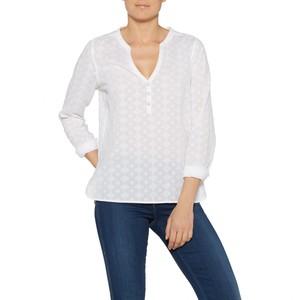 Wrangler            Easy Damen Bluse white L