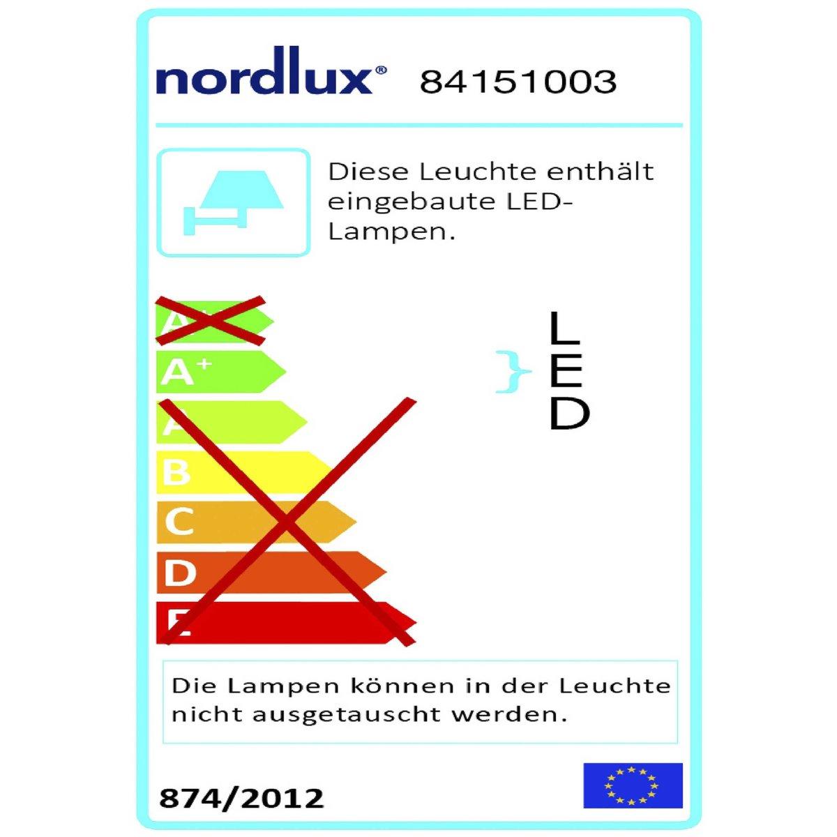 Bild 5 von Nordlux LED-Außenwandleuchte   Rold