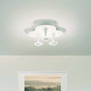 FABAS LED-Deckenleuchte    Piper