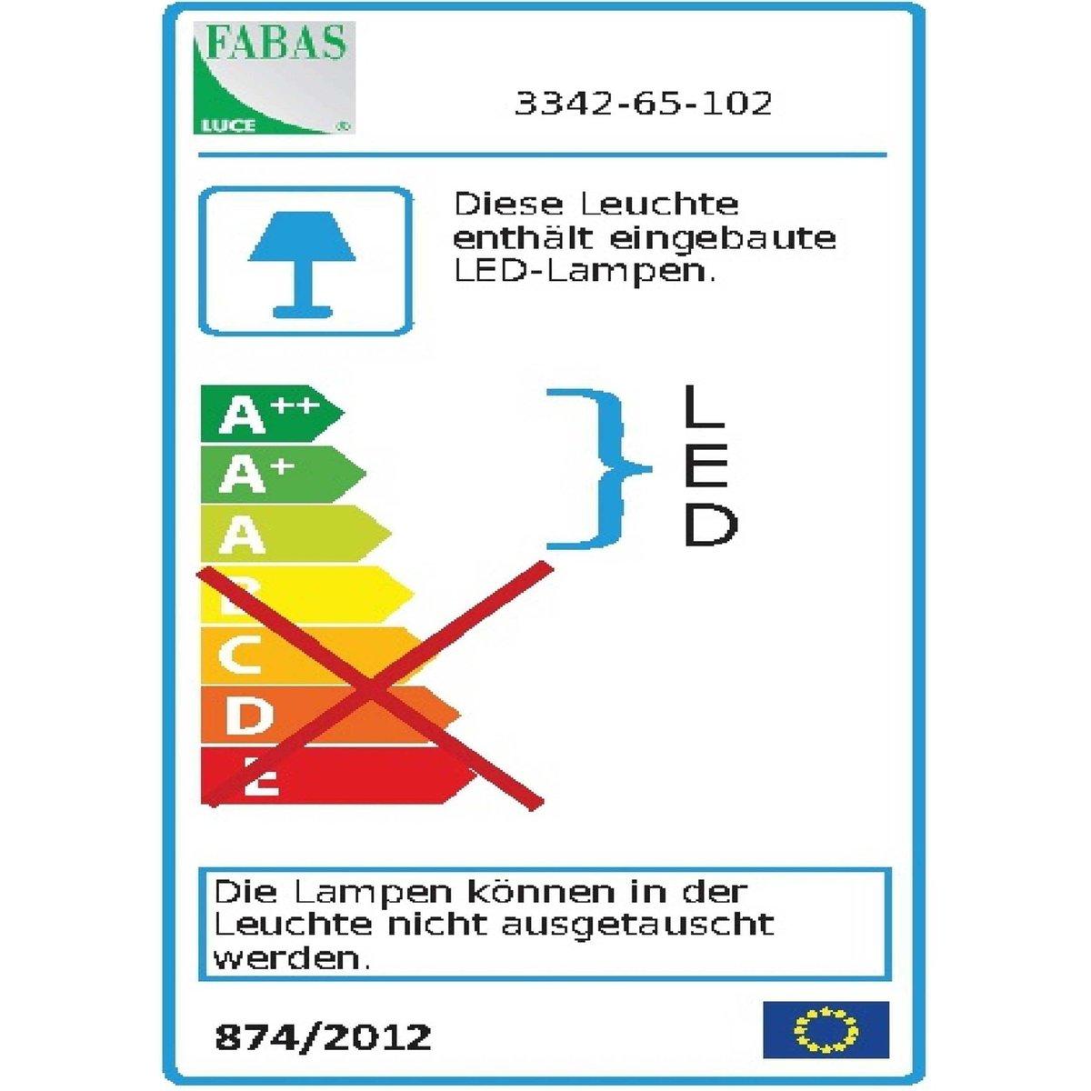 Bild 3 von FABAS LED-Deckenleuchte    Piper