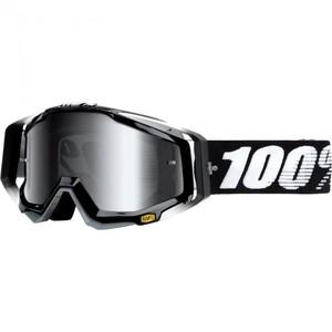 100%            Racecraft Crossbrille schwarz