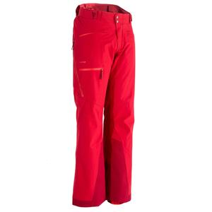 Skihose All Mountain 900 Herren bordeaux