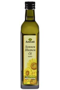 Alnatura Bio Sonnenblumenöl Nativ 500 ml