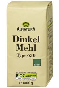 Alnatura Bio Dinkelmehl Typ 630 1 kg