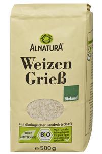 Alnatura Bio Weizen Grieß 500 g