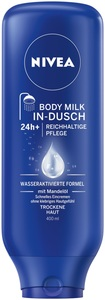 Nivea In-Dusch Body Milk 400 ml