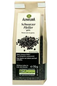Alnatura Bio Schwarzer Pfeffer ganz 70 g