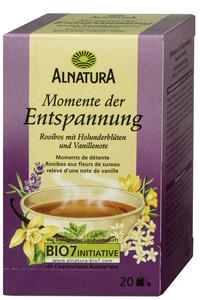 Alnatura Bio Momente der Entspannung Tee 20x 2 g